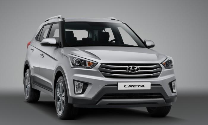 Hyundai Creta разрабатывалась как бюджетный, но при этом хорошо укомплектованный и комфортный кроссовер для небольшой семьи.
