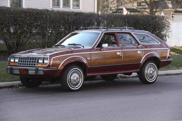 AMC Eagle стал первой машиной - альтернативой и легковому автомобилю, и полноценному внедорожнику. | Фото: assets.hemmings.com