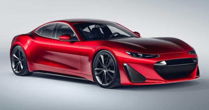 Сами создатели нарекают Drako GTE как «Самый мощный автомобиль класса Gran Turismo». И не поспоришь ведь.