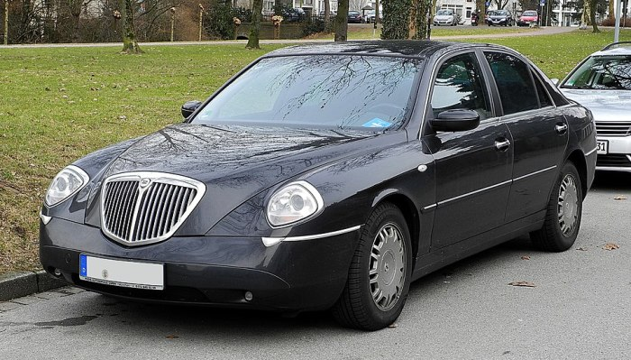 К началу же 21 века от былой славы Lancia не осталось и следа. | Фото: wp.widewallpapers.net
