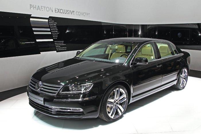 В начале 2000-х компания Volkswagen решила выйти на рынок с по-настоящему премиальным седаном. Так появился Phaeton.