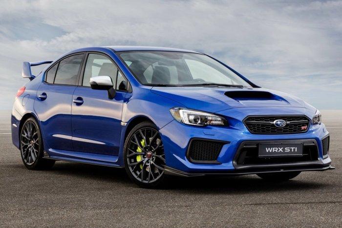 Impreza в самых заряженных версиях WRX и WRX STI – это не просто быстрый седан. | Фото: twimg.com