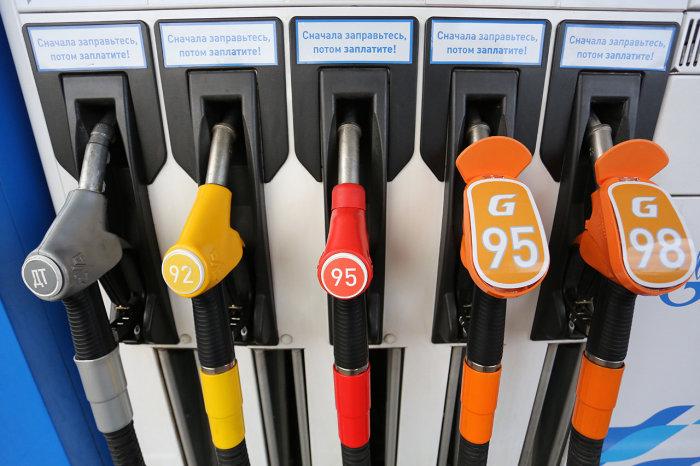 У большинства крупных сетей АЗС есть свое «фирменное» топливо. | Фото: газета-лефортово.рф