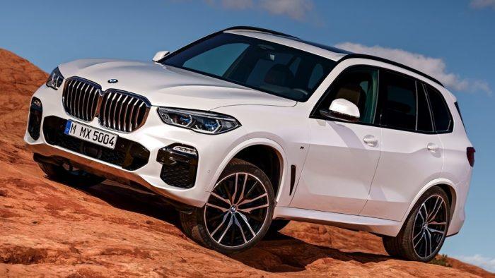 По «передку» вопросов нет – перед тобой точно BMW.