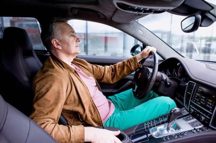 Как правило, более спокойные водители меньше нагружают подвеску. | Фото: prosedan.ru