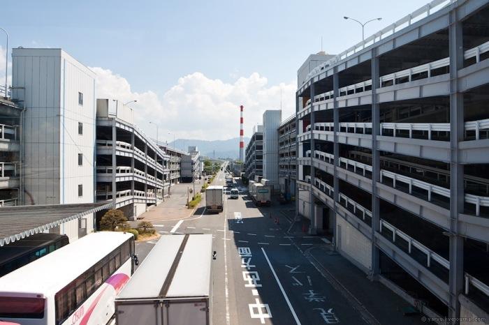 В Хиросиме же есть не меньшее чудо – завод Mazda. | Фото: a.d-cd.net