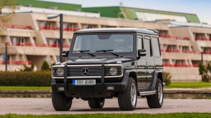 Только вдумайтесь, Mercedes-Benz G-Class производится без изменений конструкции с 1979 года.