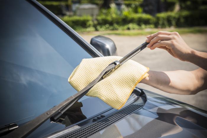Щетки тоже нужно чистить. | Фото: autoinfo.com