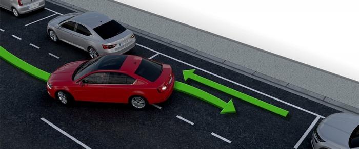 Это самый сложный вид парковки, и он требует определённой подготовки. | Фото: skoda-brest.by