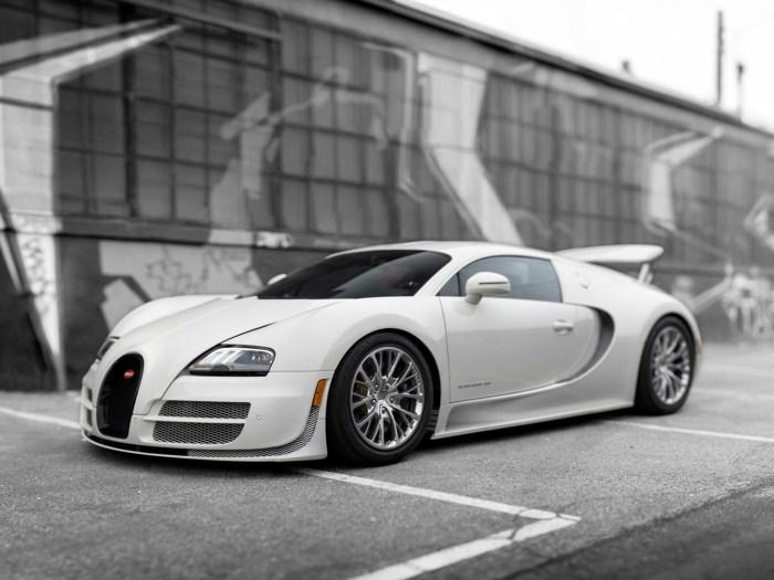 Bugatti Veyron – машина, созданная удивлять/   Фото: rmsothebys.com