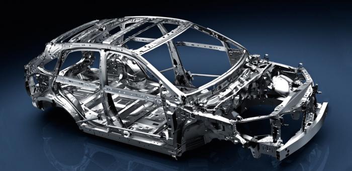 Кузов автомобиля имеет определённую, точно рассчитанную силовую структуру. | Фото: zarechny-auto.ru
