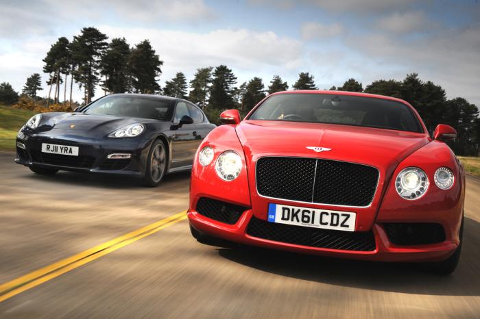 Раньше эти авто соревновались между собой, а теперь они построены на одной платформе. | Фото: cdn2.autoexpress.co.uk
