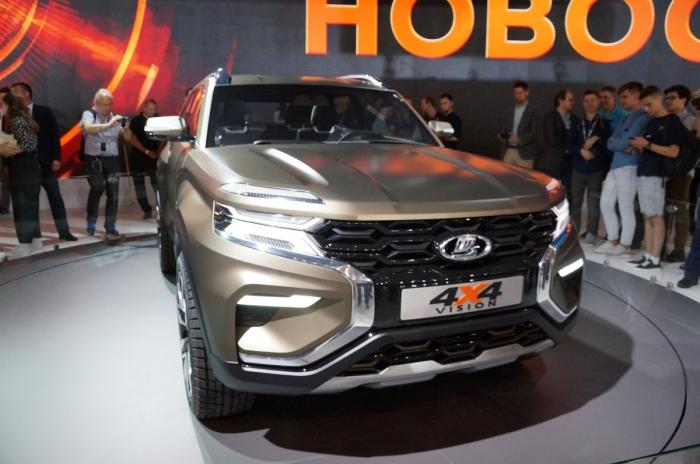 29 августа стартовал Московский международный автомобильный салон (ММАС) 2018.
