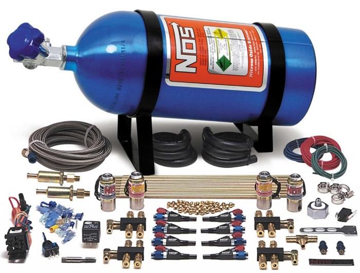 Закись азота действительно является отличным и относительно недорогим средством для кратковременного повышения мощности двигателя. | Фото: zakis-azota.net