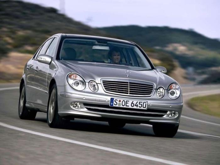 Подержанные Mercedes-Benz могут доставить гораздо больше хлопот, чем того ждешь от этой марки. | Фото: deutschlanddeutsch.ru