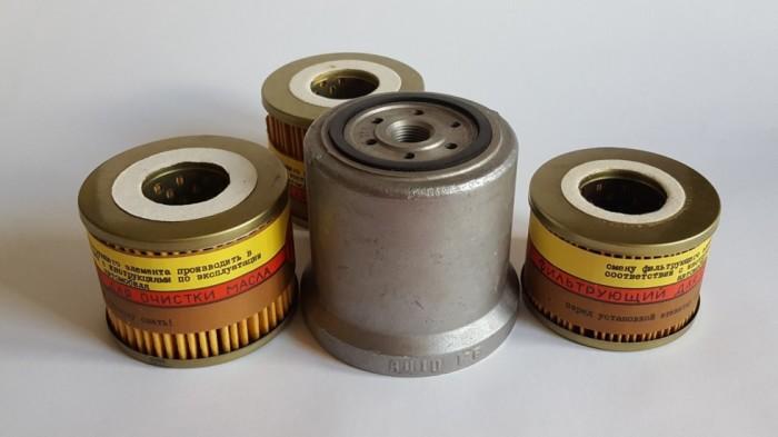 Стоимость разборного фильтра составляла 14 рублей, а фильтрующий элемент стоил 3 рубля.