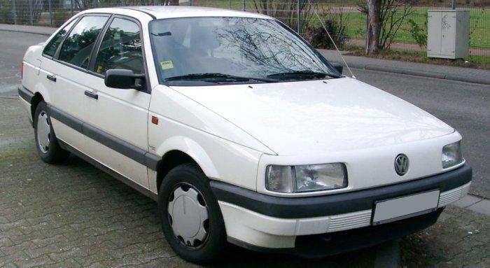 Для многих отечественных автомобилистов именно B3-ий «Пассат» стал первой иномаркой.