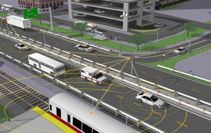 С помощью этой системы водитель сможет узнать об аварийной ситуации, пробках на дороге и прочих проблемах. / Фото: hobnobbranson.com
