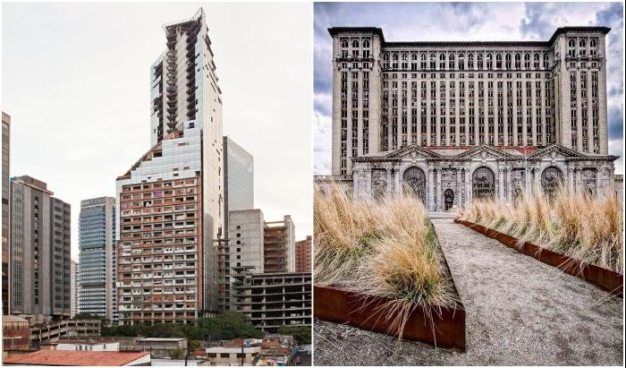 Постапокалиптические пейзажи: 7 заброшенных мест в крупнейших городах мира