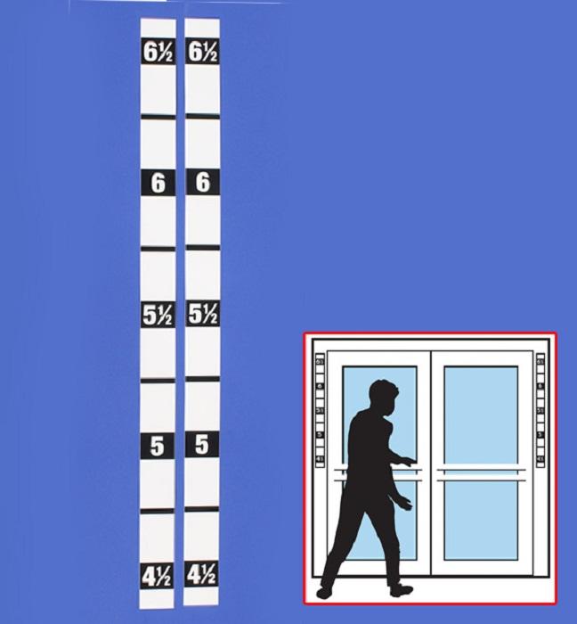 Такие ленты безопасности выступают в роли психологического сдерживания. | Фото: keywordbasket.com.