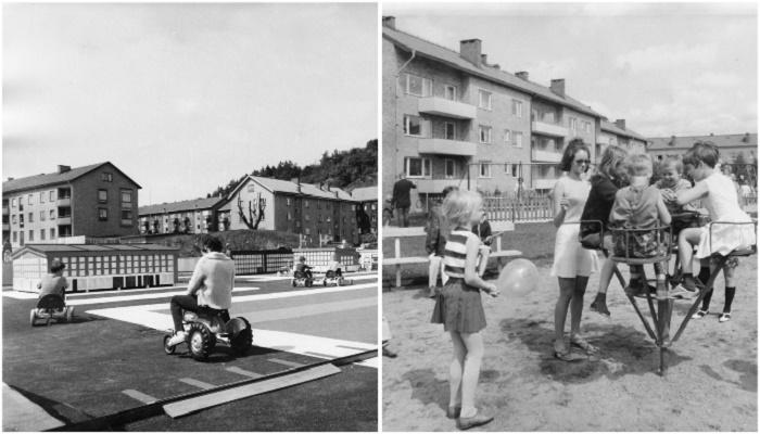 Райская жизнь для шведской детворы была запланирована изначально.