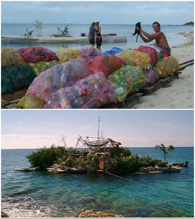 «Спиральный остров» британца Ричарда Совы (2000 г.)