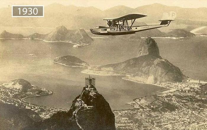 Так выглядел Рио около ста лет назад.