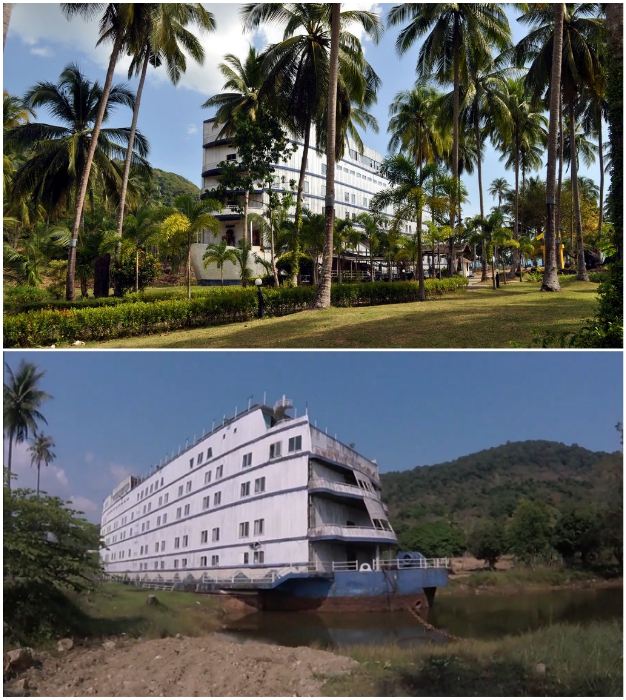 К чему привело десятилетнее забвение (Grand Lagoona Koh Chang Resort, Таиланд).