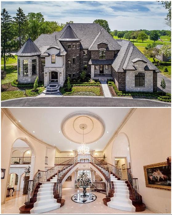 Срочно требуются инспектора роскошных особняков и замков.