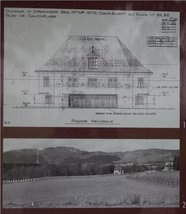 К концу прошлого века большинство шале рассекретили, а в некоторых даже открыли музеи (Fake Chalets, Швейцария). | Фото: dymontiger.livejournal.com.