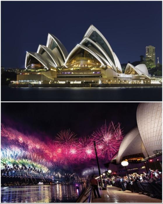 Оперный театр Сиднея стал самым востребованным культурным центром города (Австралия).