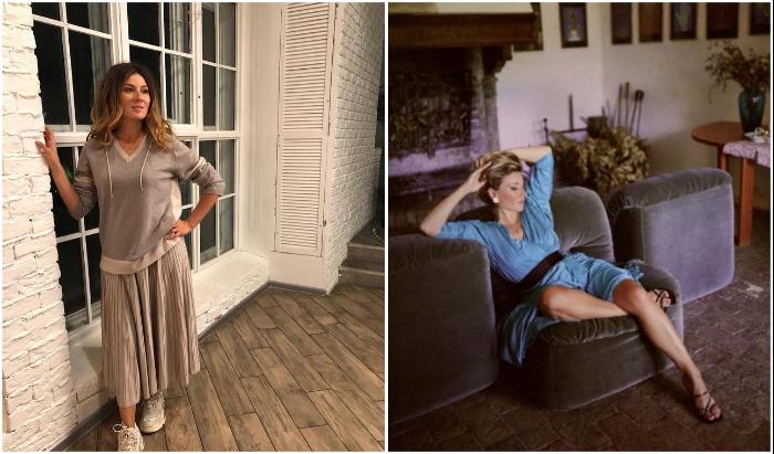 Об интерьере дома в Италии можно судить лишь по снимкам, которые Жанна выставляет в Сети.