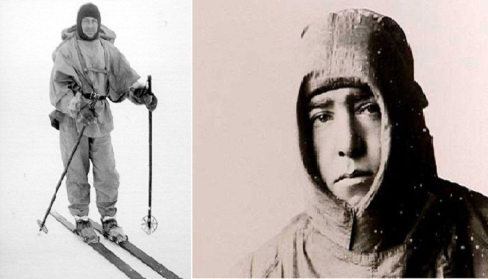 Фотографии Роберта и Эрнста.