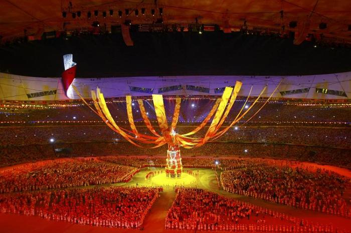 Церемония закрытия летних XXIX Олимпийских игр в Пекине (Национальный стадион). | Фото: nevsedoma.com.ua.