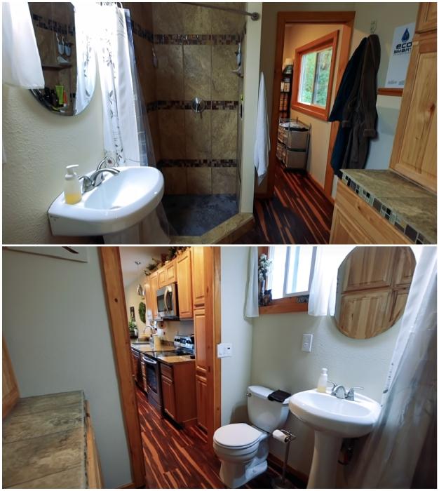 Благоустроенная ванная комната – мечта любого современного человека.