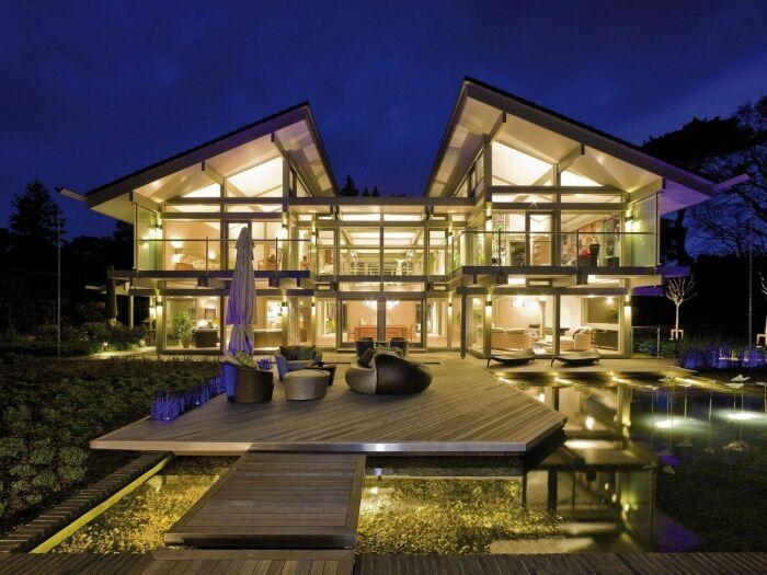 Благоустроенное патио – райское место для отдыха на свежем воздухе (Кобхэм, Великобритания).   Фото: expansion.com.