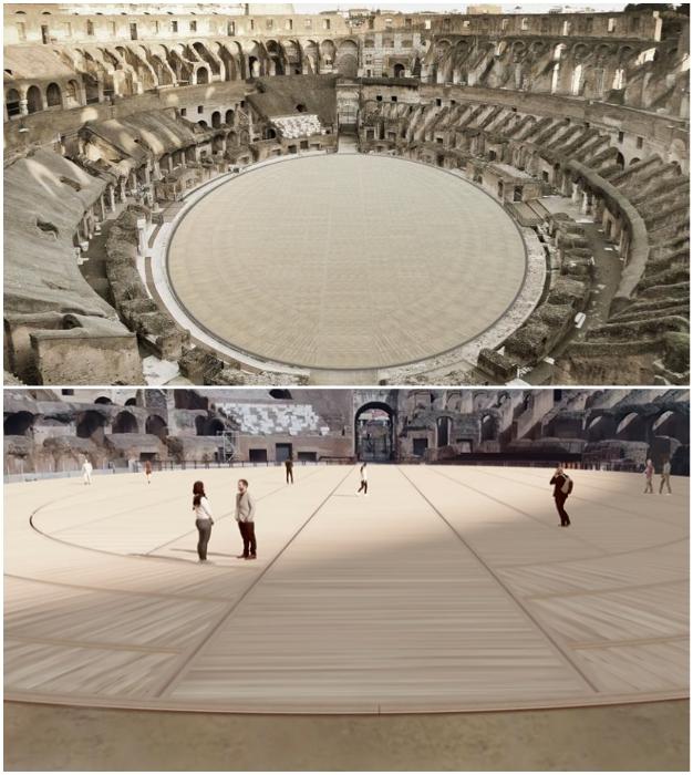 Новую арену планируют использовать для проведения экскурсий и организации массовых общегородских мероприятий.