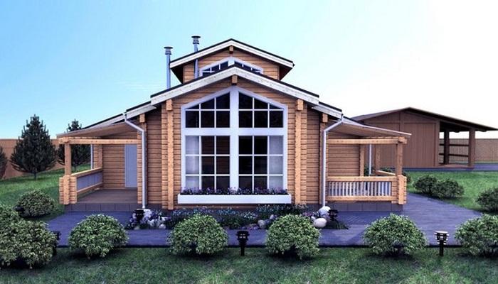 Строгий и сдержанный скандинавский стиль оформления дома.