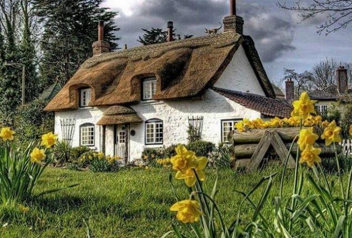 Девоншир (Девон), расположенный на юго-западе страны, является третьим по величине графством Англии.