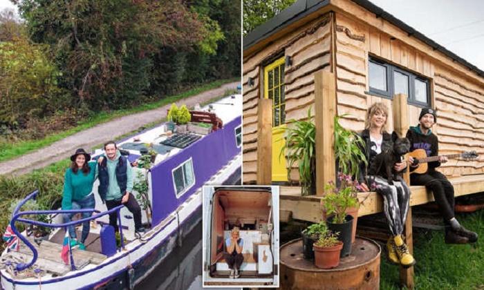 Движение поклонников минимализма и крошечных домов набирает обороты уже и в Великобритании.