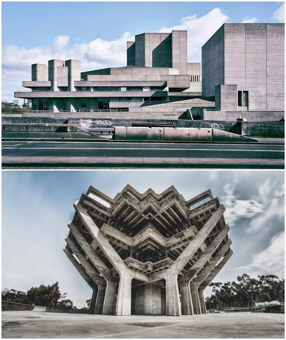 Брутализм – это не всегда просто бетон или эконом-строительство.