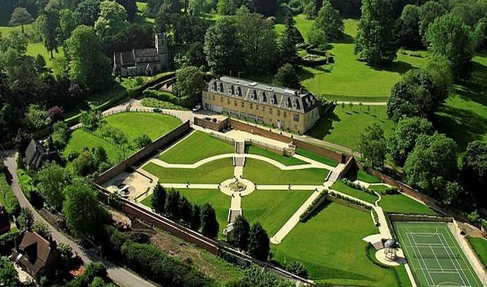 Роскошный особняк и большое поместье в живописной деревушке Комптон Бассет (Великобритания). | Фото: homesandgardens.com.