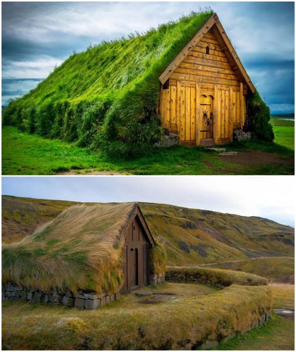 Сказочно красивые скандинавские крыши выполняют не только эстетическую функцию.