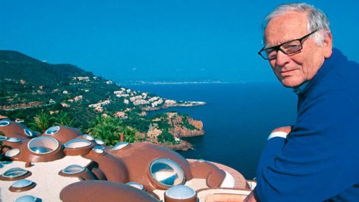 Bubble House – эксцентричная вилла, привлекающая знаменитостей выставлена на продажу, но … (Франция). | Фото: gazeta.ru.