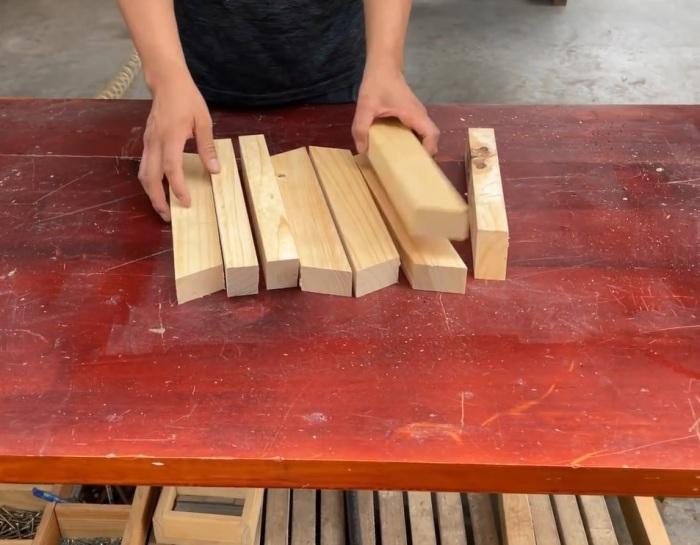 Такой вид должны иметь заготовки из бруса.   Фото: © Woodworking Guide.