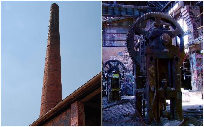 Box Hill Brickworks – своеобразный памятник технологиям прошлого постепенно разрушается (Австралия).