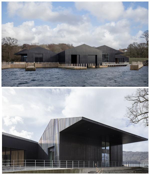 На берегу озера Уиндермир в Национальном парке «Озерного края» открылся новый музей.