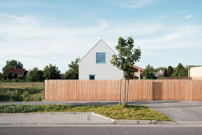 Идеальный загородный домик от словацких архитекторов компании JRKVC (IST). | Фото: formagramma.com.