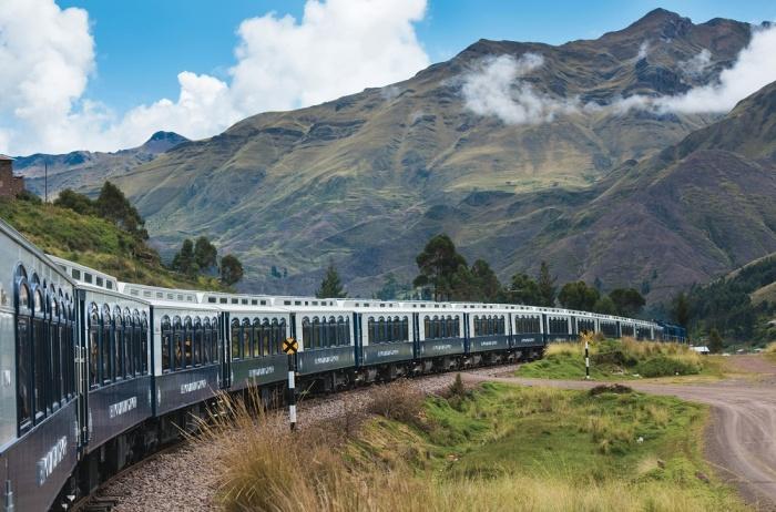 Поезд-отель, в котором можно отдохнуть и увидеть достопримечательности Перу (Belmond Andean Explorer).   Фото: perutravelsolutions.com.