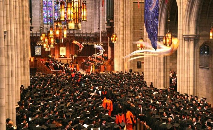 В Принстоне с 1893 г. существует «Кодекс чести», который подписывает каждый студент (Princeton University, США). | Фото: ucheba.ru.